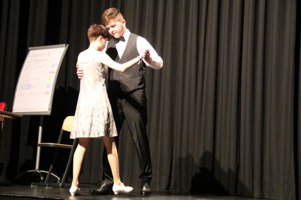 Tanzunterricht